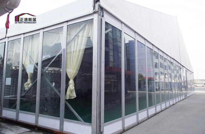 玻璃幕墙系统